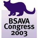 BSAVA 2003