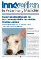 Palmitoiletanolamide nel trattamento della dermatite atopica canina.