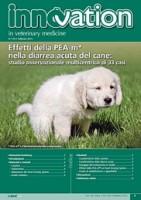 Effetti della PEA-m nella diarrea acuta del cane: studio osservazionale multicentrico di 33 casi