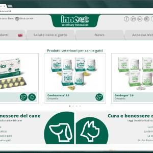 Tante novità nel nuovo sito Innovet.it