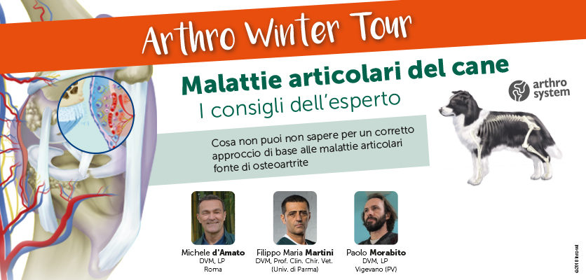 Artrho Winter Tour, un inizio scoppiettante!