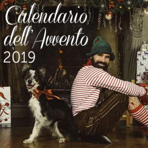 Merry WOOF ed ENPA nel Calendario dell'Avvento Innovet 2019