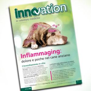 È online il nuovo numero di InnVetMed speciale Inflammaging