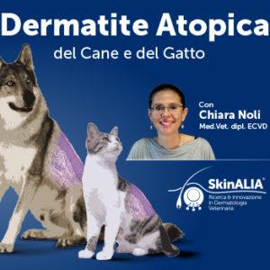Dermatite Atopica: un ciclo di webinar con Chiara Noli